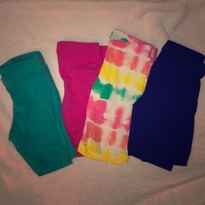 Girls Bike Shorts Bundle XS (4/5)